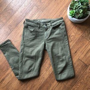 AEO Super Stretch Leggings / Jeans